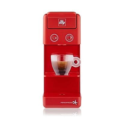 Illy-Kaffee-Iperespresso-Y3-Kaffeemaschine
