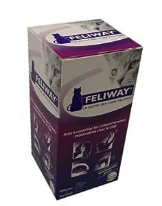 Feliway Diffuseur + Recharge Flacon 50 ml