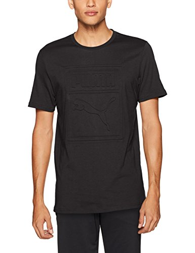 PUMA Men's Archive Embossed Logo T-Shirt -