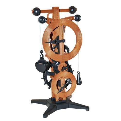 Da Vinci Clock - Da Vinci Machines Series Kit by Academy