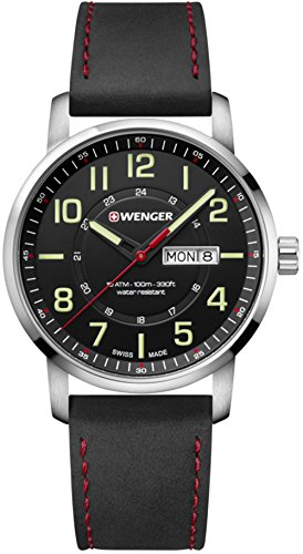 Montre Wenger Attitude Day&Date homme 01.1541.101