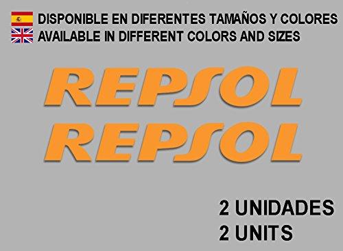 pegatinas-stickers-repsol-f09-aufkleber-decals-autocollants-adesivi-naranja-orange