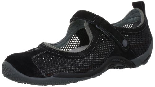 Merrell Circuit, Damen Mary Janes, Black, 37 EU