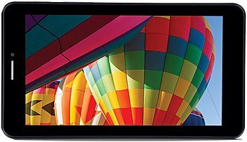 iBall Slide 7271-HD70 Tablet (8GB, 7 Inches, WI-FI) Black & Silver, 2GB RAM Price in India