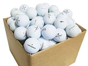 Second Chance Wilson Pro Staff 100 Balles de golf Récupération Qualité supérieure Grade A