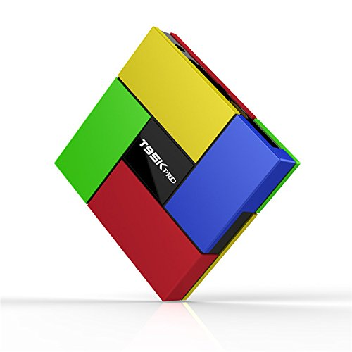 Android 7 1 TV Box T95K PRO CPU 2GB 16GB Amlogic S912 Octa-Core 2 4GHz 5 0GHz WiFi Bluetooth 4 0 4K Media Player