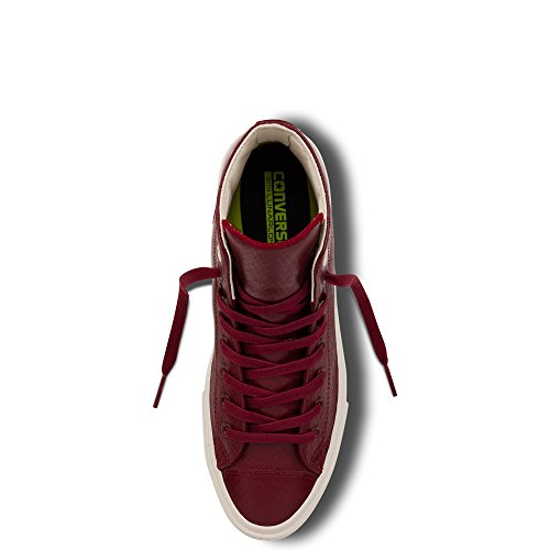 Converse All Star II Leather Scarpa Rosso