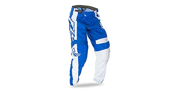 blau-wei/ß Fly Motocross//MTB 2016 Hose F-16