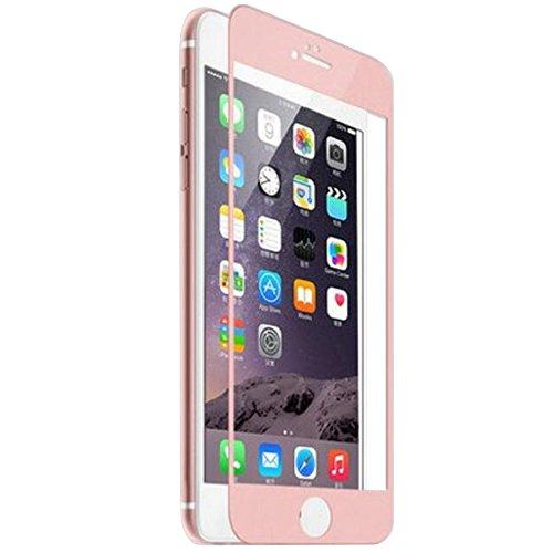 [2 Stück] Panzerglas Schutzfolie für iPhone 6 plus/6s plus+Free 360° Phone Ring Stand Holder,IOOI 9H Härte Anti-Kratzen 3D Touch Kompatibel Displayschutzfolie für iPhone 6 plus/6s plus