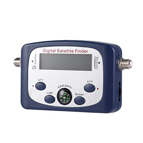 ForceSthrength JS-SF06 Digital Satellite Finder Satellite Signal Searcher e misuratore di Forza