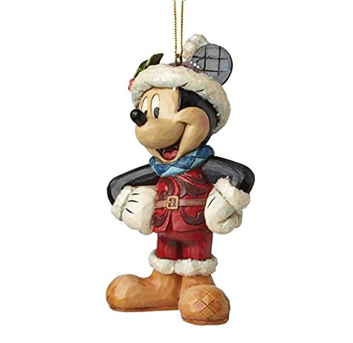 Disney Tradition Sugar Coated Mickey Mouse (Hanging Ornament) -