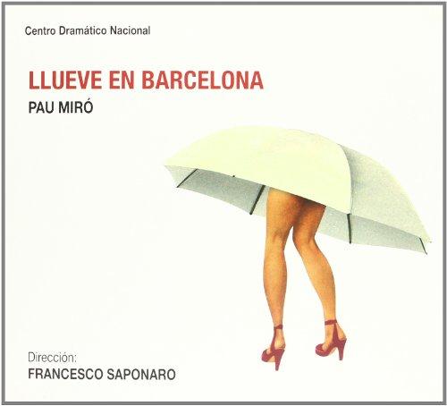 Llueve en Barcelona