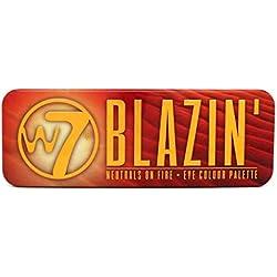 Palette W7 Blaz'in - Neutrals on Fire