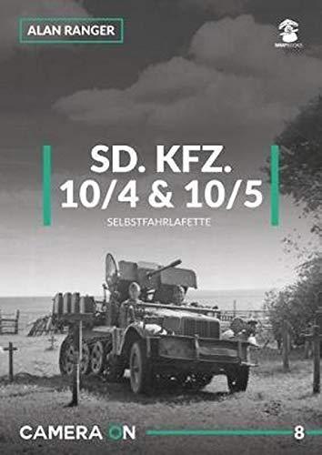 Sd.Kfz 10/4 & 10/5 Selbstfahrlafette (Camera on, Band 8)