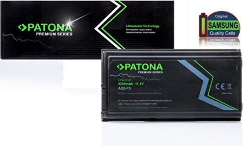 PATONA Premium Laptop Akku für Asus Asus | F5 | F5C |...
