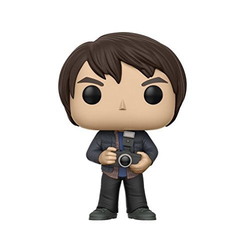 Funko Pop Jonathan con cámara (Stranger Things 513) Funko Pop Stranger Things