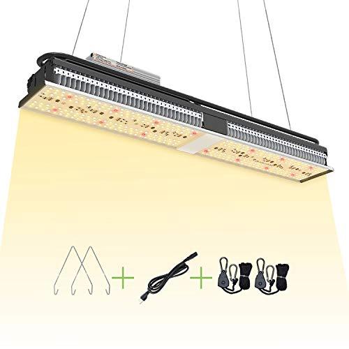 MARS HYDRO LED Grow Lampe SP 150 SP250 Vollspektrum Pflanzenlampe für Hydroponik Zimmerspflanzen wachsen Blumen und Gemüse (SP 150 LED Grow Lampe)