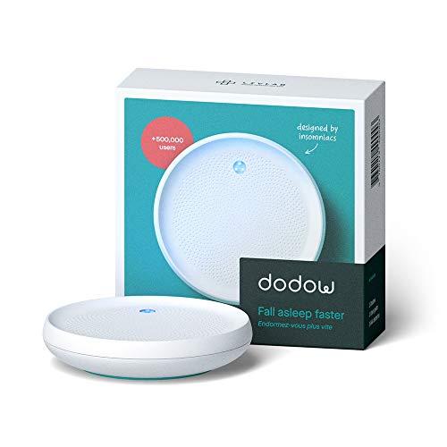 Dodow - Einschlafhilfe- Schon mehr als 150.000 Benutzer schlafen schneller ein!