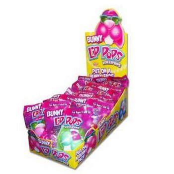 Lip Pop (Easter Bunny Lip Pop Party Accessory by Flix Candy)