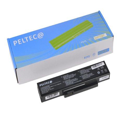 PELTEC@ Premium Notebook Laptop Akku 4400mAh für FUJITSU Siemens Esprimo Mobile V5515, V5515-T2130, V55150, V5535, V5555, V5535, V6515 V-5515 V-5515 - T-2130 V-55150 V-5535 V-5555 -