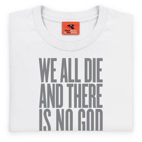 There Is No God T-Shirt, Damen Wei