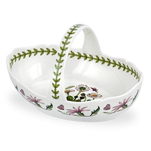 Portmeirion Botanic Garden Oval Basket Portmeirion Botanic Garden Serveware