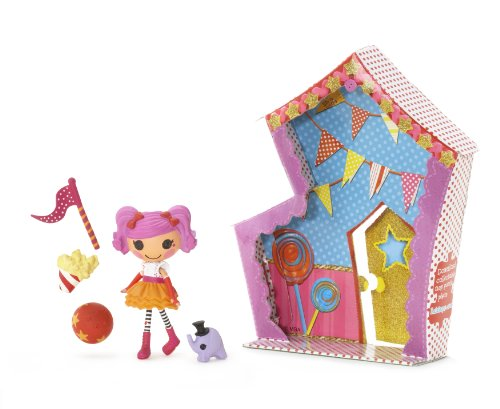 MGA Entertainment 502326GR - Mini Lalaloopsy - Peanut