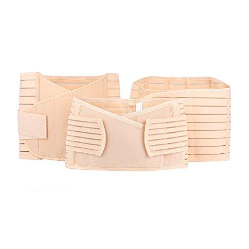 Sijueam - Ceinture de grossesse spécial grossesse - Femme 3in1 Belly/waist/pelvis Belt- More Strength x-large 3in1 Belly/waist/pelvis Belt- More Strength