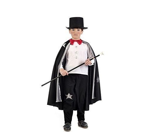 Imagen de disfraz de mago para niño