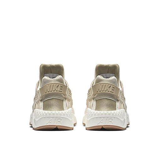 Nike Débardeur The Racer, pour femme Blanc-Beige