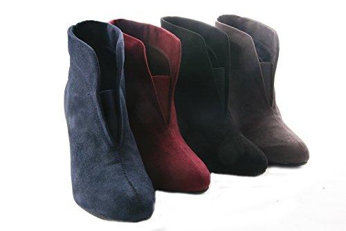 Mojoshu ,  Damen Chelsea Boots Schwarz