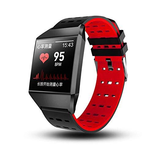 Intelligente Uhr Armband Armband Armband Bluetooth Blut Druck Herzfrequenz Wasserdicht Männer Frauen Sport Netz
