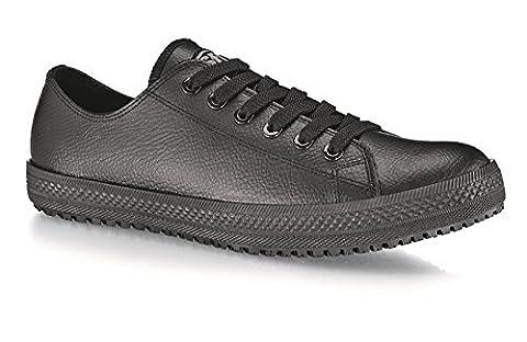 Shoes For Crews Herren Old School Low Rider Ii Arbeits-Und Schuhe, Schwarz (Black), 40 EU (6.5 UK)