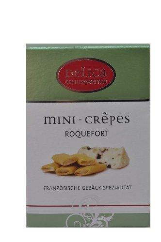 Laux Delica Mini Crepes Roquefort 65g