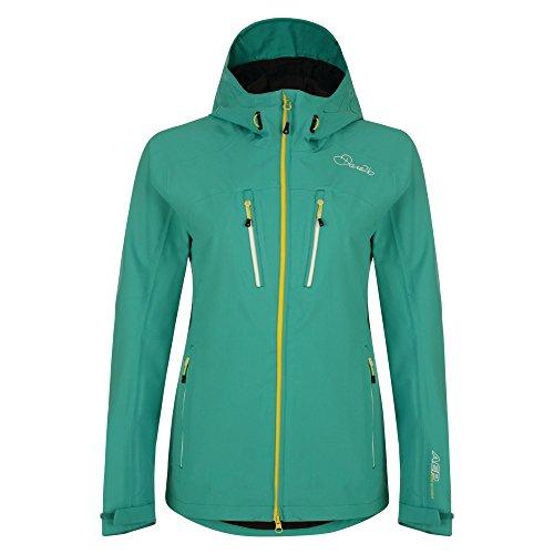 Dare 2b Womens/Ladies Seldom Polyester Waterproof Breathable Jacket Blue océan