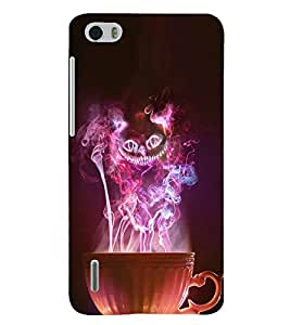 PRINTSHOPPII TENNIS SPORTS Back Case Cover for Huawei Honor 6