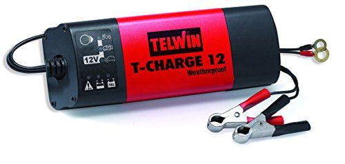 Telwin T-Charge 12 Caricabatterie e Mantenito