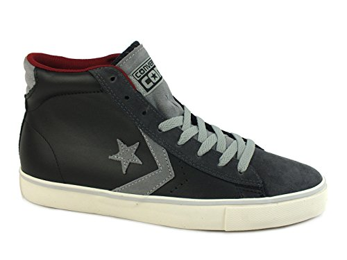 Pro Leather Vulc Mid Black Turtledove