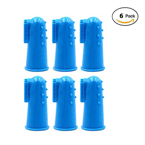 Rich Home Supplies Dog Cat Pet Toothbrush Dental Care Kit – Dog Cat Tooth Cleaner Cleaning Set