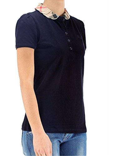 BURBERRY BRIT - Polo pour Femme YNG81270 Bleu (Dark Navy)