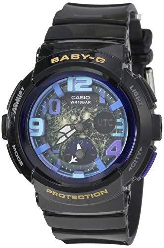 Casio BGA-190GL-1BDR (BX057)  Analog-Digital Watch For Unisex
