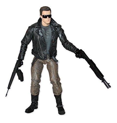 Figura de Acción Terminator - T-800 Ultimate Police Station 1