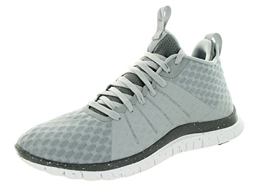 Nike Free Hypervenom 2 hommes, toile, sneaker low Wolf Grey/Wolf Grey-Cool Grey-White