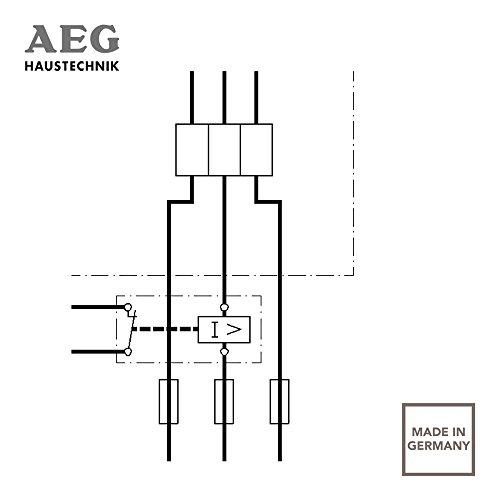 AEG elektronischer Durchlauf-Erhitzer - 8