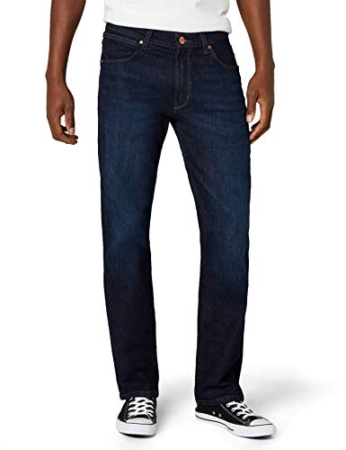 Wrangler Hombre ARIZONA-W12ORB192 Jeans, Blau (Indigo Nights 192), 40W / 30L (Fit Wrangler-relaxed Jean)