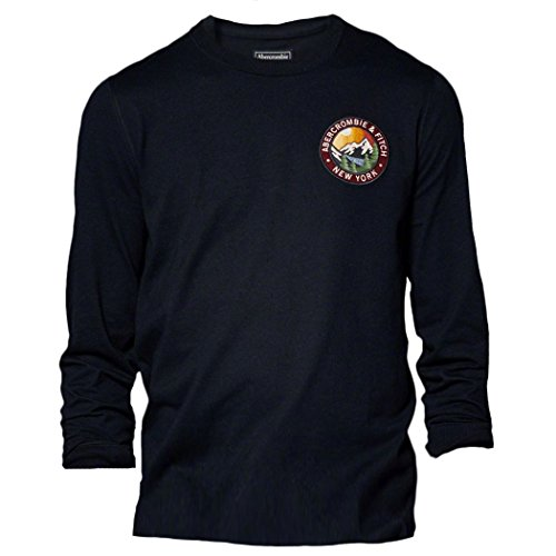 abercrombie-mens-logo-graphic-long-sleeve-tee-t-shirt-size-2xl-navy-624276460