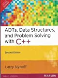 ADTs, Data Structures, and Problem Solving with C++ by Nyhoff (2011-08-01)