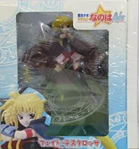 Magical Girl Lyrical Nanoha A's Fate Testarossa Limited Edition Bardiche Assault with (japan import)
