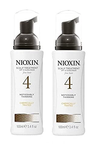 Wella Nioxin 4 Scalp Treatment 2 x 100 ml abnehmende