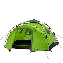Wurfzelte Für 3 Personen Schneller Aufbau Mit Pop Up Zelten